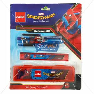 Cello Stationery Kit Spider-Man Home Coming by StatMo.in