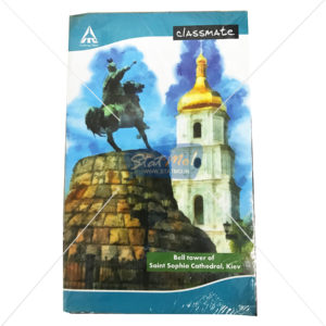 Classmate Longbook Notebook 120 Pages by StatMo.in