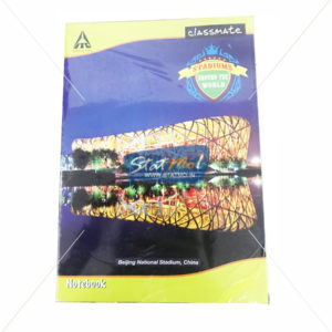Classmate Longbook Notebook 84 Pages by StatMo.in