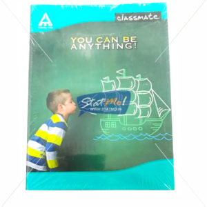 Classmate Notebook 172 Pages Size 24 x 18 by StatMo.in