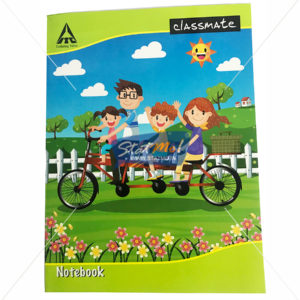 Classmate Notebook 3 in 1 Soft Cover 180 Pages by StatMo.in