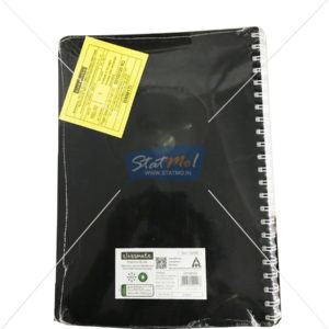 Classmate Pulse 6 Sub Spiral Notebook 300 Pages by StatMo.in