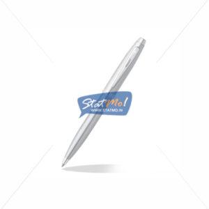 Sheaffer 100 Silver Ballpoint Pen by StatMo.in