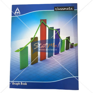 Classmate Graph Book 32 Pages by StatMo.in