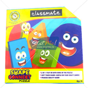 Classmate Picture Shape Connect Puzzle by StatMo.in