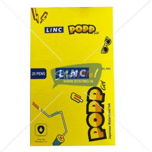 Linc Popp Gel Pen by StatMo.in