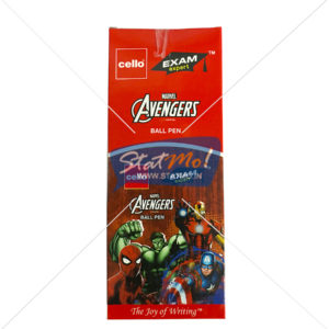 Cello Avengers Ball Pen by StatMo.in