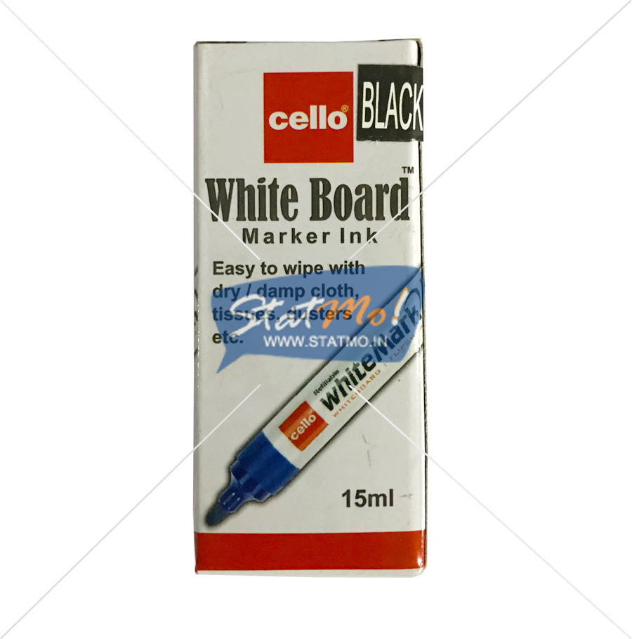 Cello White Board Marker Ink by StatMo.in