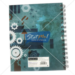 Classmate Paperkraft Signature Series Notebook 192 Pages Unruled by StatMo.in