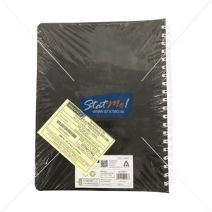 Classmate Pulse 6 Sub Spiral Notebook Single Line by StatMo.in