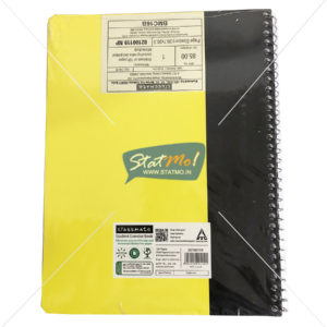 Classmate Pulse Spiral Notebook Single Line by StatMo.in