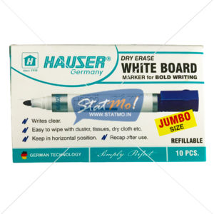 Hauser White Board Marker Jumbo by StatMo.in