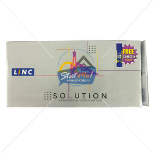 Linc Solution Mathematical Drawing Instruments Box by StatMo.in