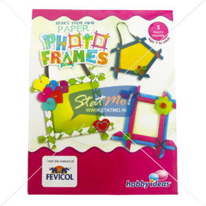 Pidilite Paper Photo Frames by StatMo.in