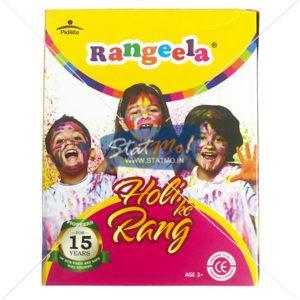 Pidilite Rangeela Holi Ke Rang by StatMo.in