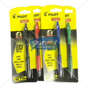 Pilot G-2 Roller Ball Pen by StatMo.in