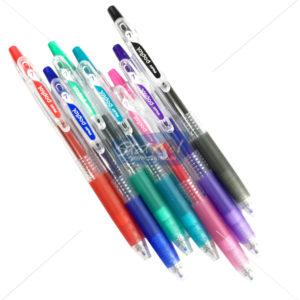 Pilot Poplol Roller Ball Pen Set of 8 by StatMo.in