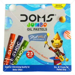 Doms Jumbo Oil Pastel 25 Shades by StatMo.in
