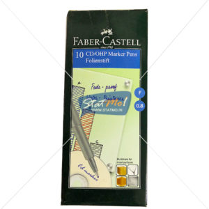 Faber Castell CD/OHP Marker Pen Fine by StatMo.in