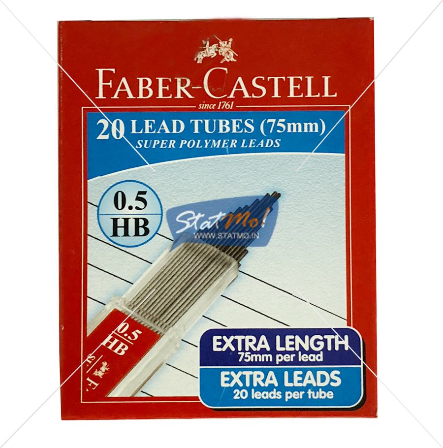 Faber Castell Lead Tubes 75mm by StatMo.in