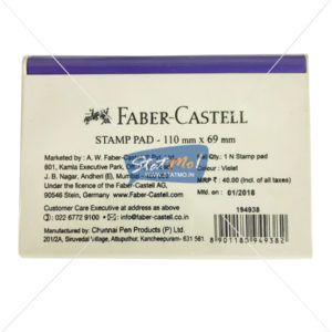 Faber Castell Stamp Pad by StatMo.in
