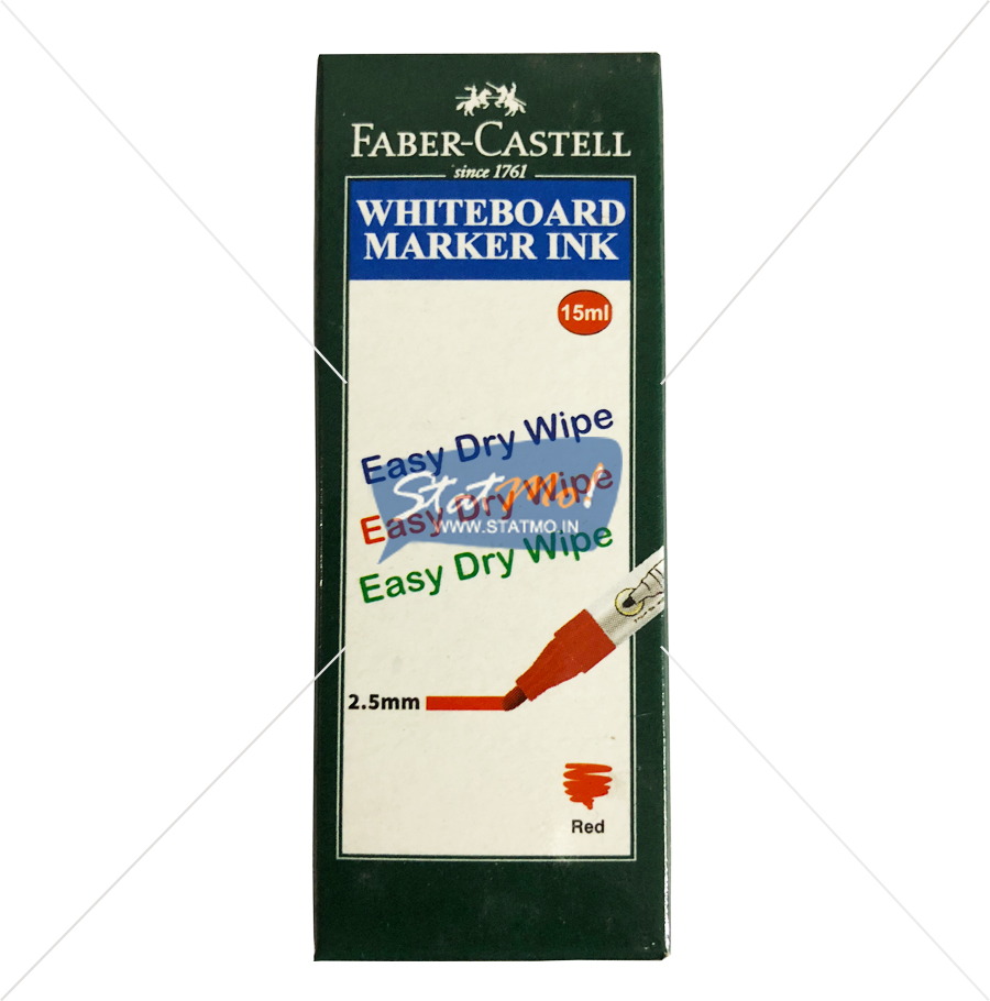 Faber Castell Whiteboard Marker Ink by StatMo.in