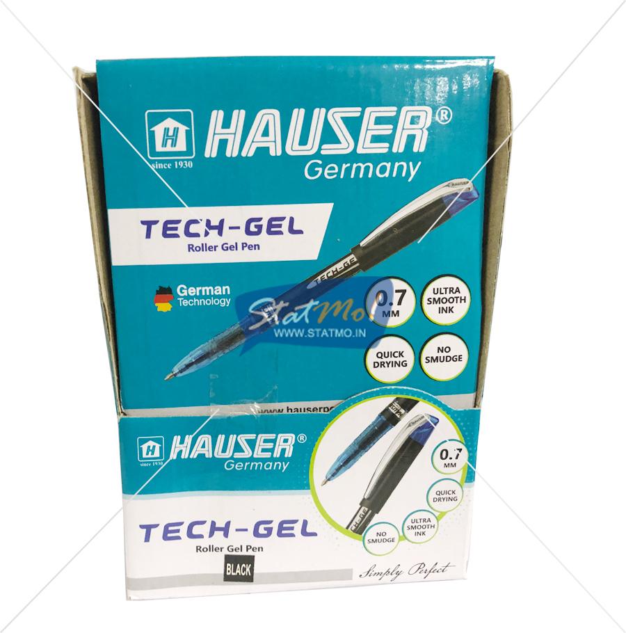 Hauser Tech Gel Roller Gel Pen by StatMo.in