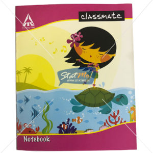 Classmate Notebook 20 Pages Single Line