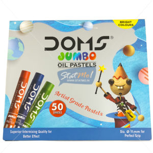 Doms Jumbo Oil Pastel 50 Shades by StatMo.in
