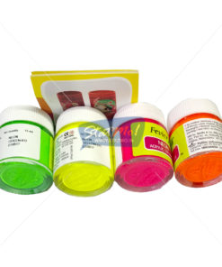 Pidilite Fevicryl Neon Acrylic Colours 4 Shades by StatMo.in