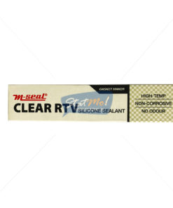 Pidilite M-Seal Clear RTV Silicone Sealant by StatMo.in