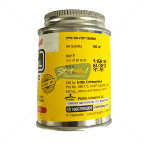 Pidilite M-Seal Pv Seal CPVC Solvent Cement by StatMo.in
