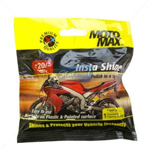 Pidilite Motomax Insta Shine by StatMo.in