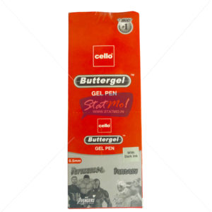 Cello Buttergel Gel Pen by StatMo.in