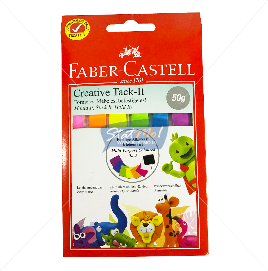 Faber Castell Creative Tack-IT by StatMo.in