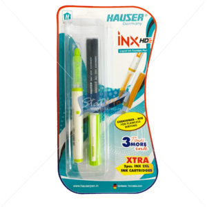 Hauser Inx HD Liquid Fountain Pen by StatMo.in