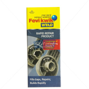 Pidilite Fevikwik WELD Rapid Repair Product by StatMo.in