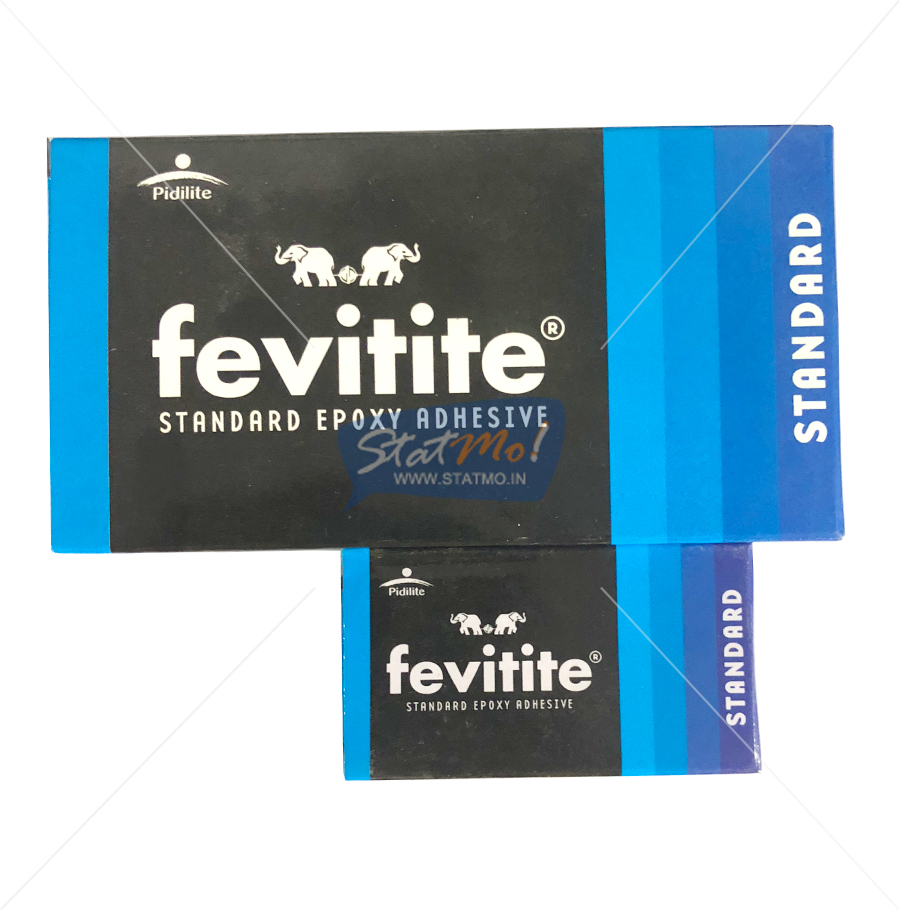 Pidilite Fevitite Standard Epoxy Adhesive by StatMo.in