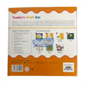 Pidilite Toddler's Craft Box by StatMo.in