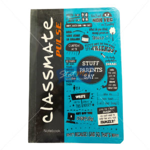 Classmate Notebook Single Line 180 Pages by StatMo.in