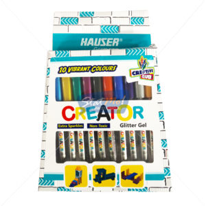 Hauser Creator Glitter Gel Pen by StatMo.in