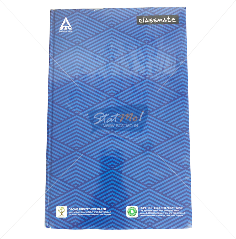 Classmate Exercise Book Single Line 144 Pages by StatMo.in