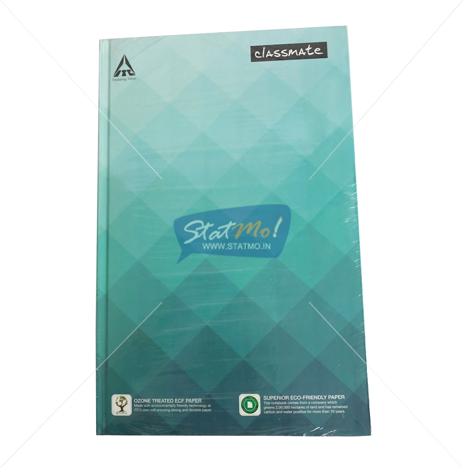 Classmate Exercise Book Single Line 228 Pages by StatMo.in