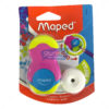 Maped Duo Loopy Sharpener & Eraser by StatMo.in