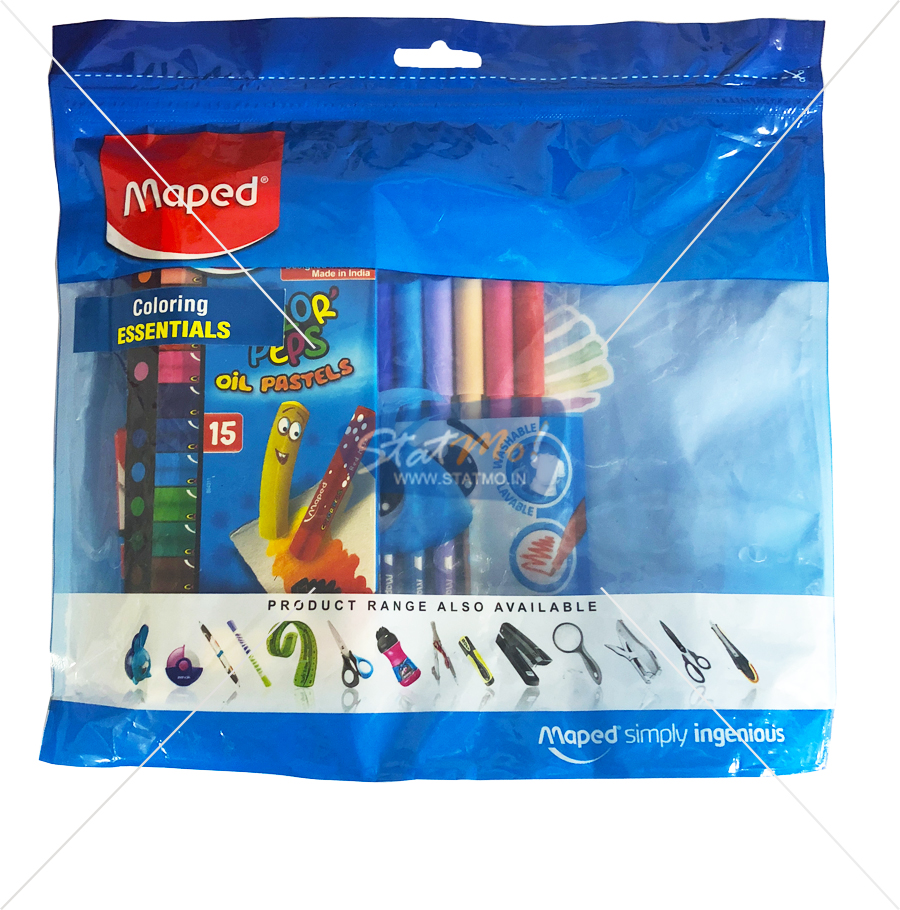 Maped Coloring Essentials by StatMo.in