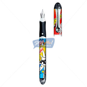 Maped Comic Design Fountain Pen by StatMo.in