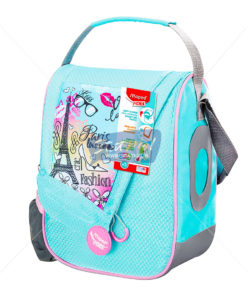 Maped Picnik Concept Lunch Bag Paris Design by StatMo.in