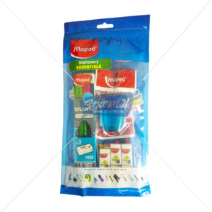 Maped Stationery Essentials by StatMo.in