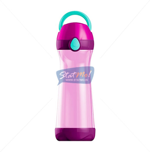 Maped Water Bottle Pink by StatMo.in