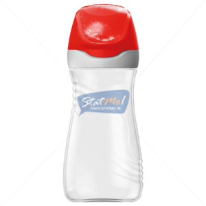 Maped Water Bottle Red by StatMo.in
